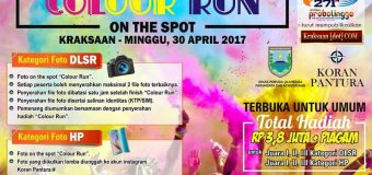 Probolinggo COLOR-RUN – Minggu 30 April 2017