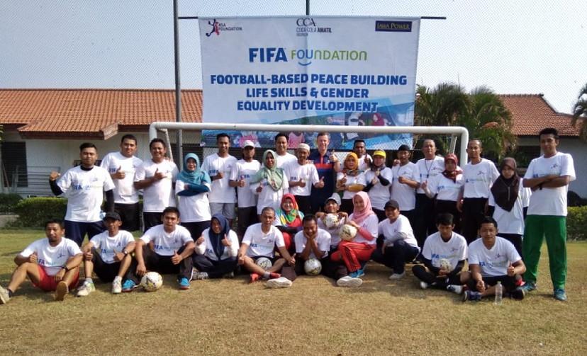 30 Pengajar Terpilih Probolinggo Dapatkan Program FIFA: lewat Bola, Perkuat Perdamaian, Life Skills dan Kesetaraan Gender